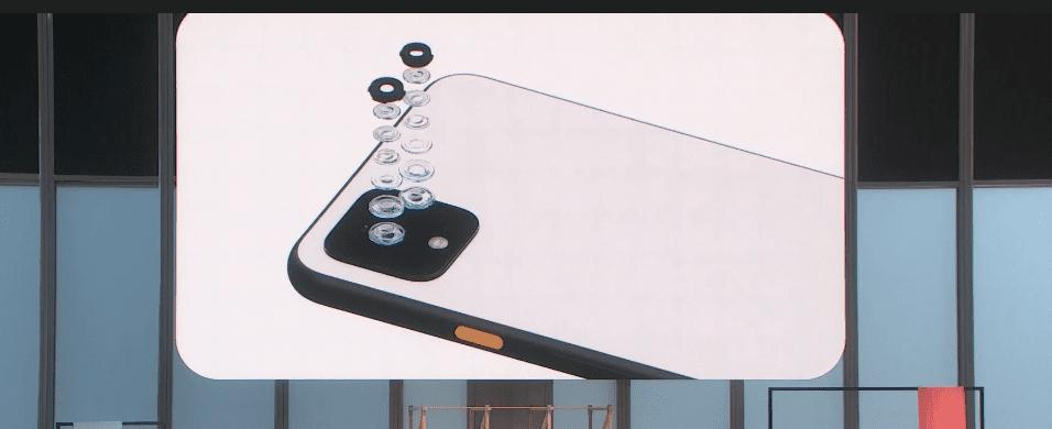 Fotocamera Google Pixel 4