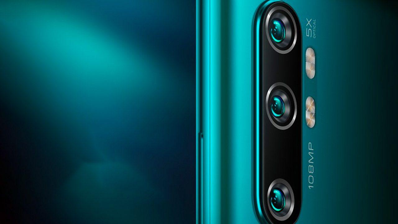 Xiaomi Mi Note 10 con sensore da 108 MP: il teaser ufficiale
