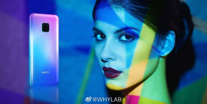 Honor V30 Pro pronto a stupire: schermo OLED e connettività 5G