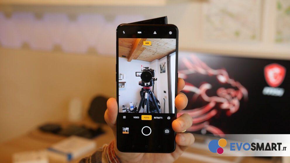 Oppo Reno 2 camera pop-up