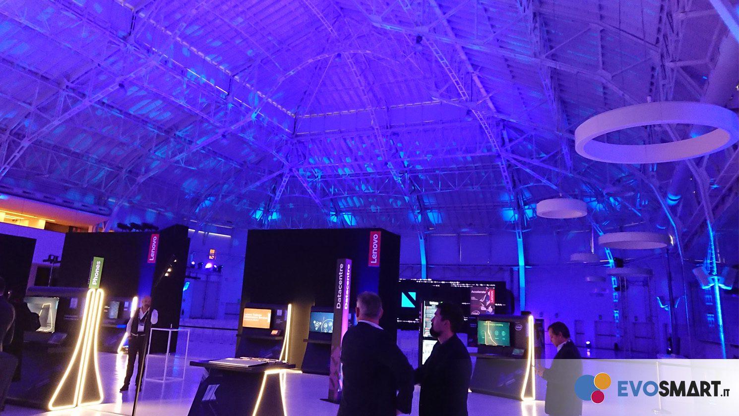 Lenovo ci ha invitato all'evento Accelerate'19. Tanti i prodotti e tanti i numeri dell'anno di Lenovo