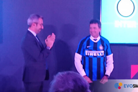 Lenovo e Inter FC | Evosmart.it
