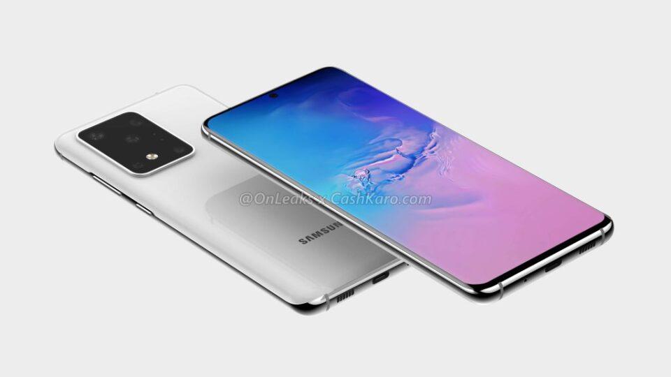 Non è uno scherzo, questo dovrebbe essere Samsung Galaxy S11 Plus | Evosmart.it