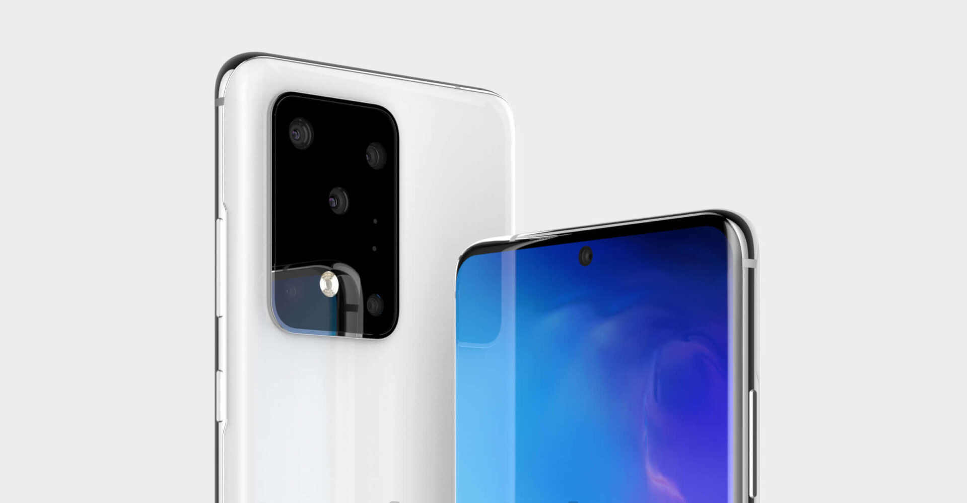 Samsung Galaxy S11: Bright Night Sensor e nuovi render