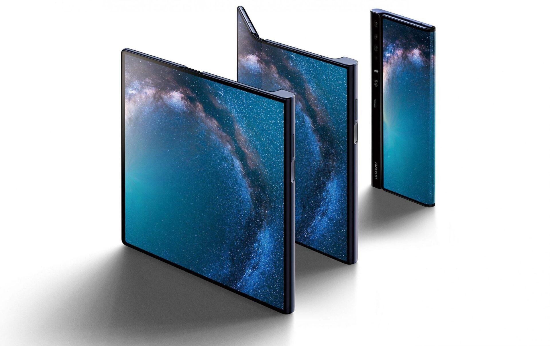 Huawei Mate X: riparare lo schermo potrebbe costarvi più di 900€