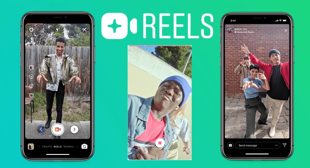 Instagram presenta Reels e sfida TikTok
