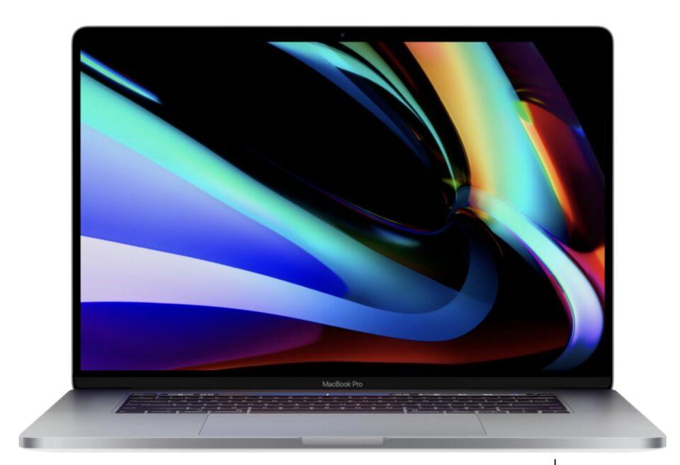 MacBook Pro 16 pollici