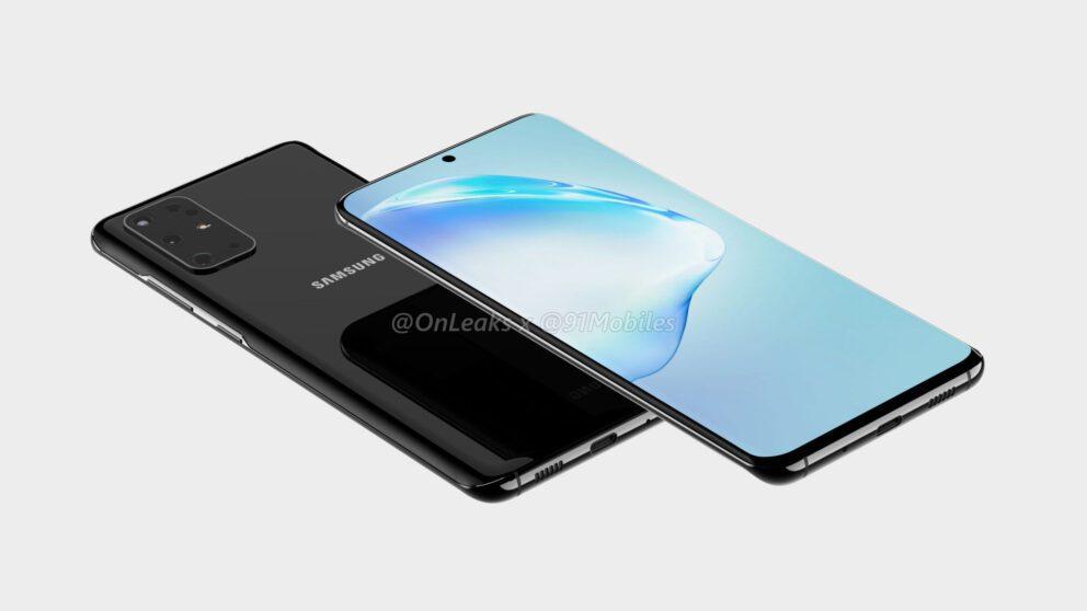 Samsung Galaxy S11: Bright Night Sensor e nuovi render