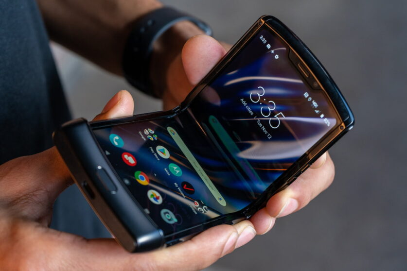 Motorola RAZR sarà il punto di partenza per gli smartphone pieghevoli?