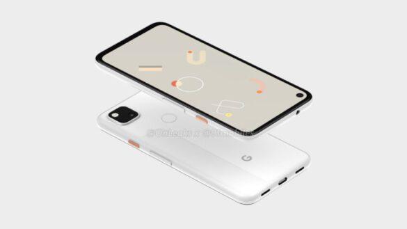 Google Pixel 4a : i primi render | Evosmart.it