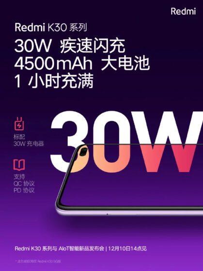 Redmi K30 sarà il primo smartphone ad avere lo Snapdragon 765G