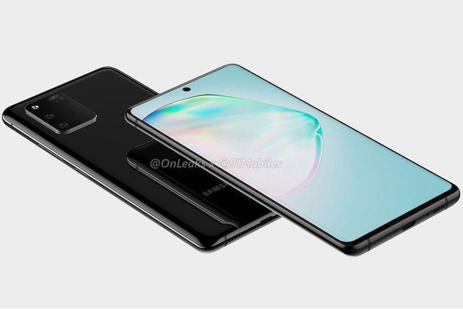 Samsung Galaxy S10 Lite in arrivo: rivelata la scheda tecnica