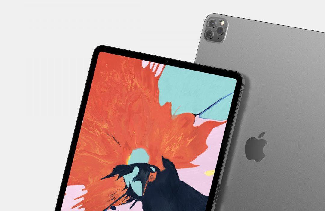 Apple: iPad Pro 2020 con la stessa fotocamera di iPhone 11 Pro?