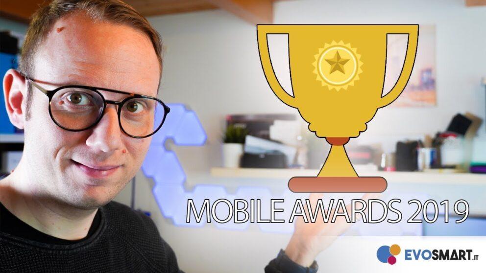 Copertina Mobile Awards