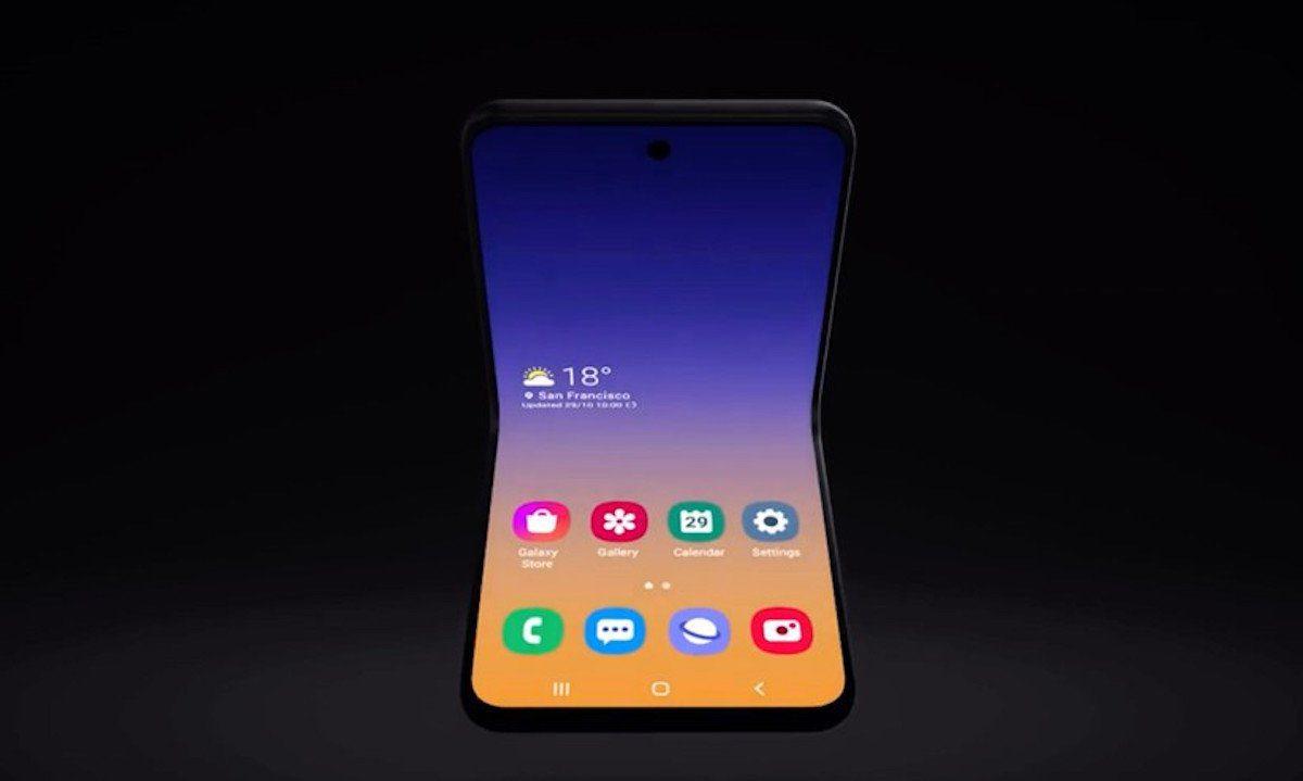 Samsung Galaxy Fold 2: le prime immagini dal vivo