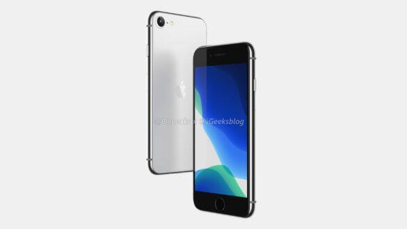 iPhone SE 2 : concept | Evosmart.it