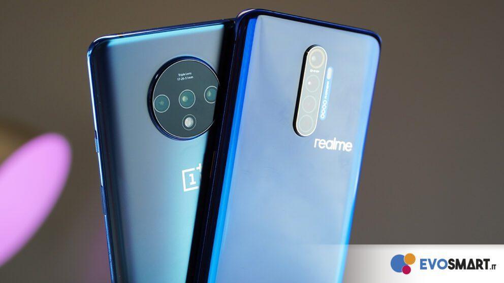 OnePlus 7T vs realme X2 Pro