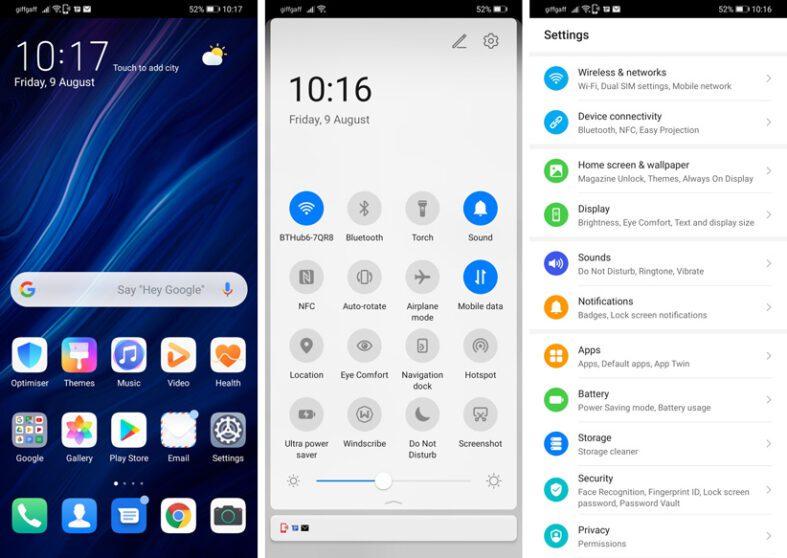 Huawei P30 Lite: in arrivo l'aggiornamento alla EMUI 10