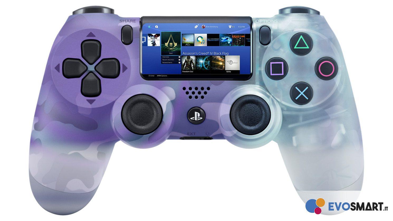 Tenetevi i vostri Dualshock 4 per usarli anche su PS5