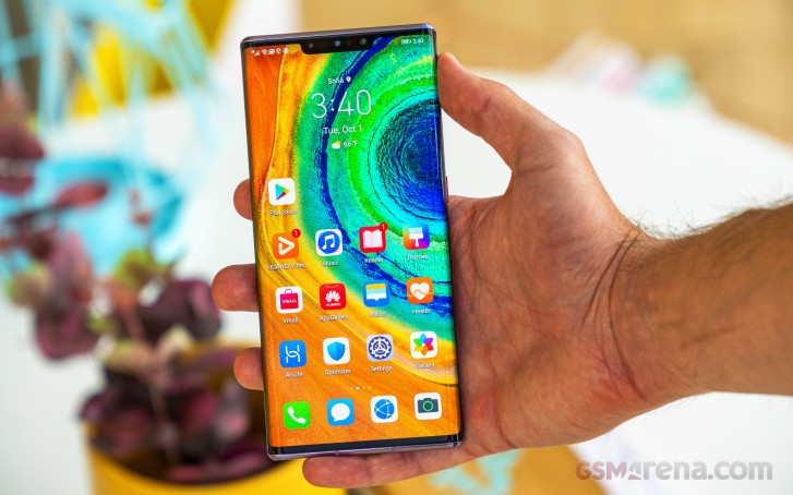 Huawei Mate 30 Pro 5G esce dalla Cina