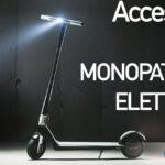 Gli accessori da avere assolutamente su un monopattino elettrico