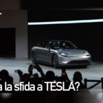 CES 2020 | Sony presenta un'auto elettrica!?! Ecco Vision-S