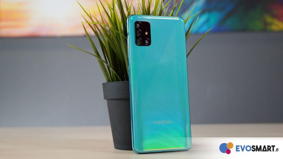 Samsung Galaxy A51 6