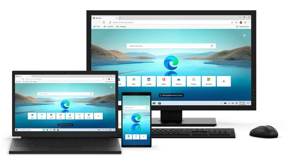 Microsoft rilascia il nuovo Edge: cambia tutto tranne il nome