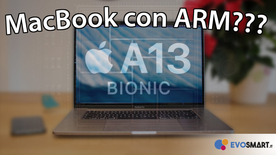 MacBook con processore ARM dal 2021?