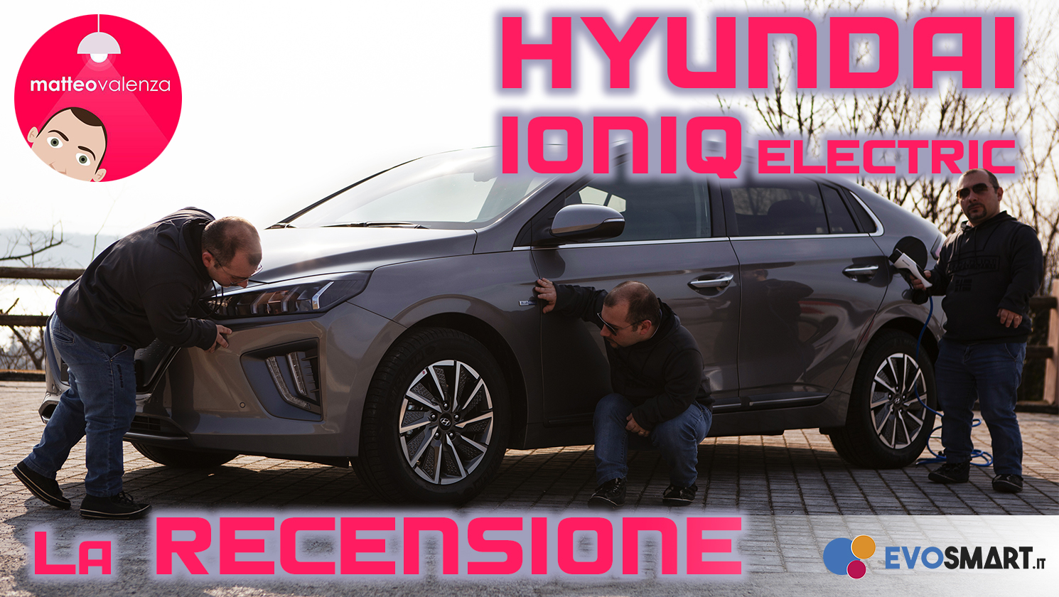 Hyundai IONIQ Electric - La recensione in video