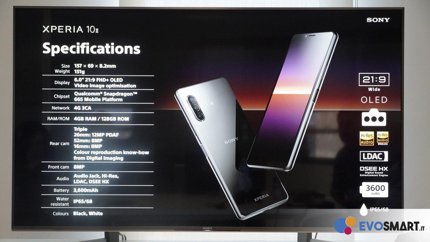 Sony Xperia 10 Mark II - Come Xperia 10, ma diverso