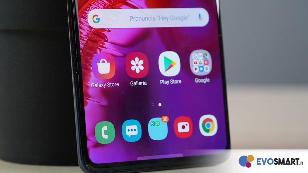 Samsung Galaxy A71 5