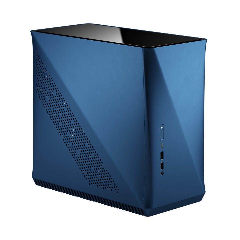 Fractal Design Era ITX - Silver White Oak | Evosmart.it