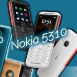 Ecco Nokia 5.3, Nokia 1.3 e Nokia 5310