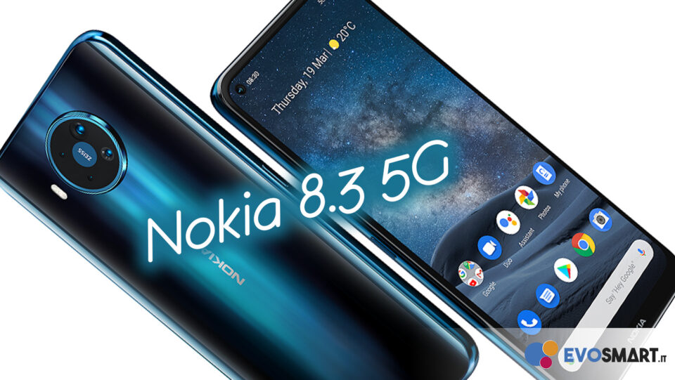 HMD Global presenta il Nokia 8.3 5G