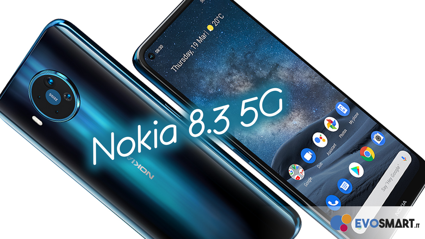 HMD Global presenta il Nokia 8.3 5G