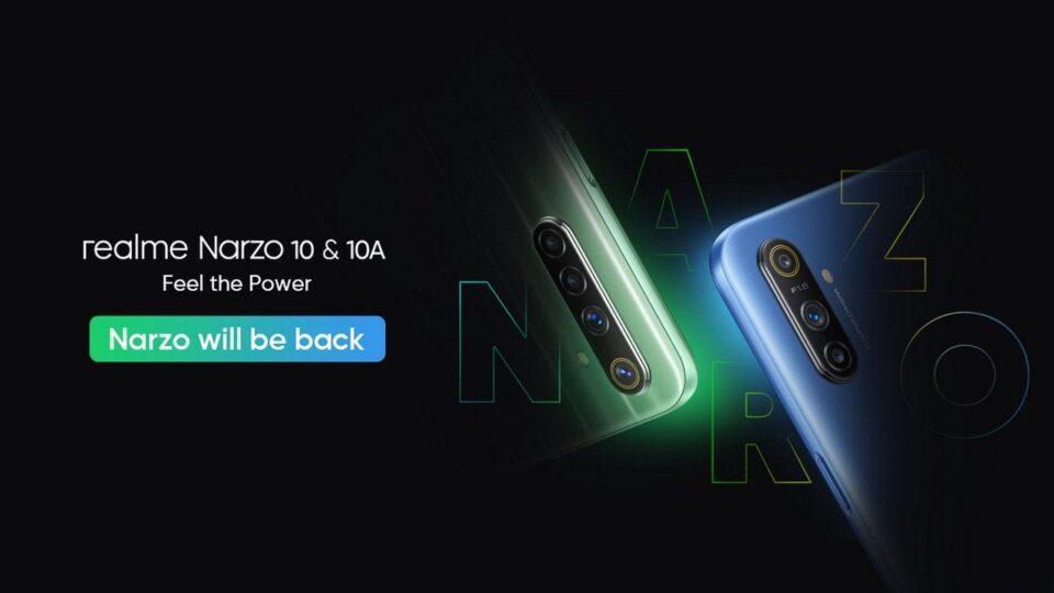 Realme cancella l'evento di lancio di Realme Narzo
