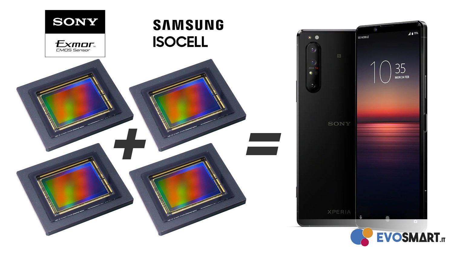 Ecco perchè il maggior produttore di sensore al mondo vende smartphone con sensori della concorrenza