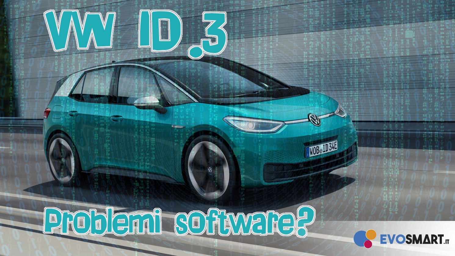 Auto elettriche - É così facile farle? Ecco cosa sta succedendo con la VolksWagen ID.3