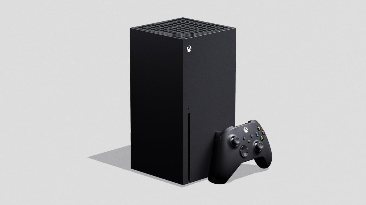 XBOX SERIES X svelata da Digital Foundry