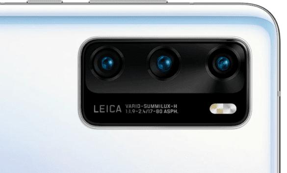 هواوي P40 ثلاث كاميرات تركز في المقام الأول على سهولة الاستخدام Evosmart.it