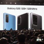 Galaxy S20: vendite decisamente al di sotto delle aspettative
