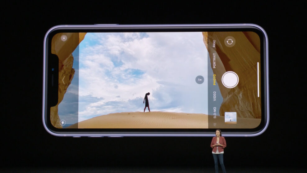 Apple: tutti gli iPhone 12 avranno una lente grandangolare 7P