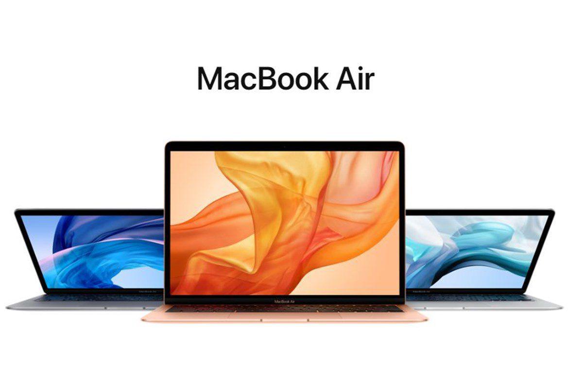 MacBook Air si aggiorna: SSD più capienti e Magic Keyboard