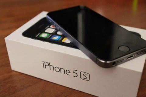 Apple iPhone 5S - 2013 | Evosmart.it