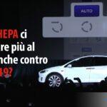 Tesla ha le auto più sicure contro il COVID19