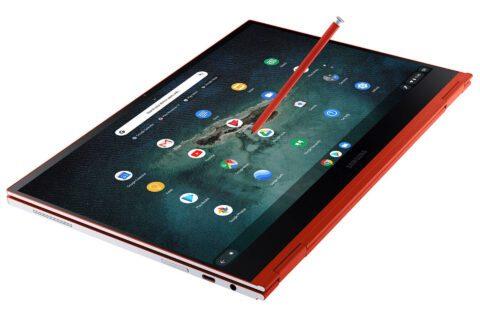Samsung Galaxy Chromebook: ChromeOS + pennino | Evosmart.it