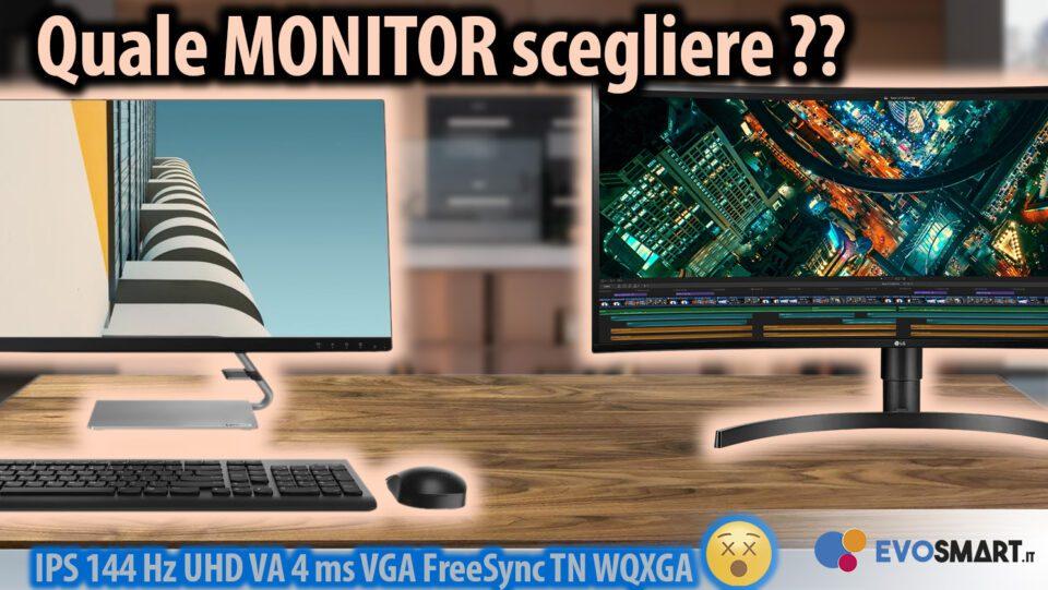 Guida all'acquisto del Monitor per il tuo computer | Aprile 2020