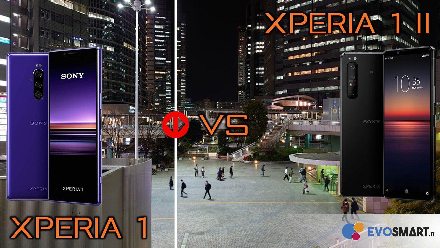 Primo confronto fotografico tra Xperia 1 II ed Xperia 1 (e molto altro)