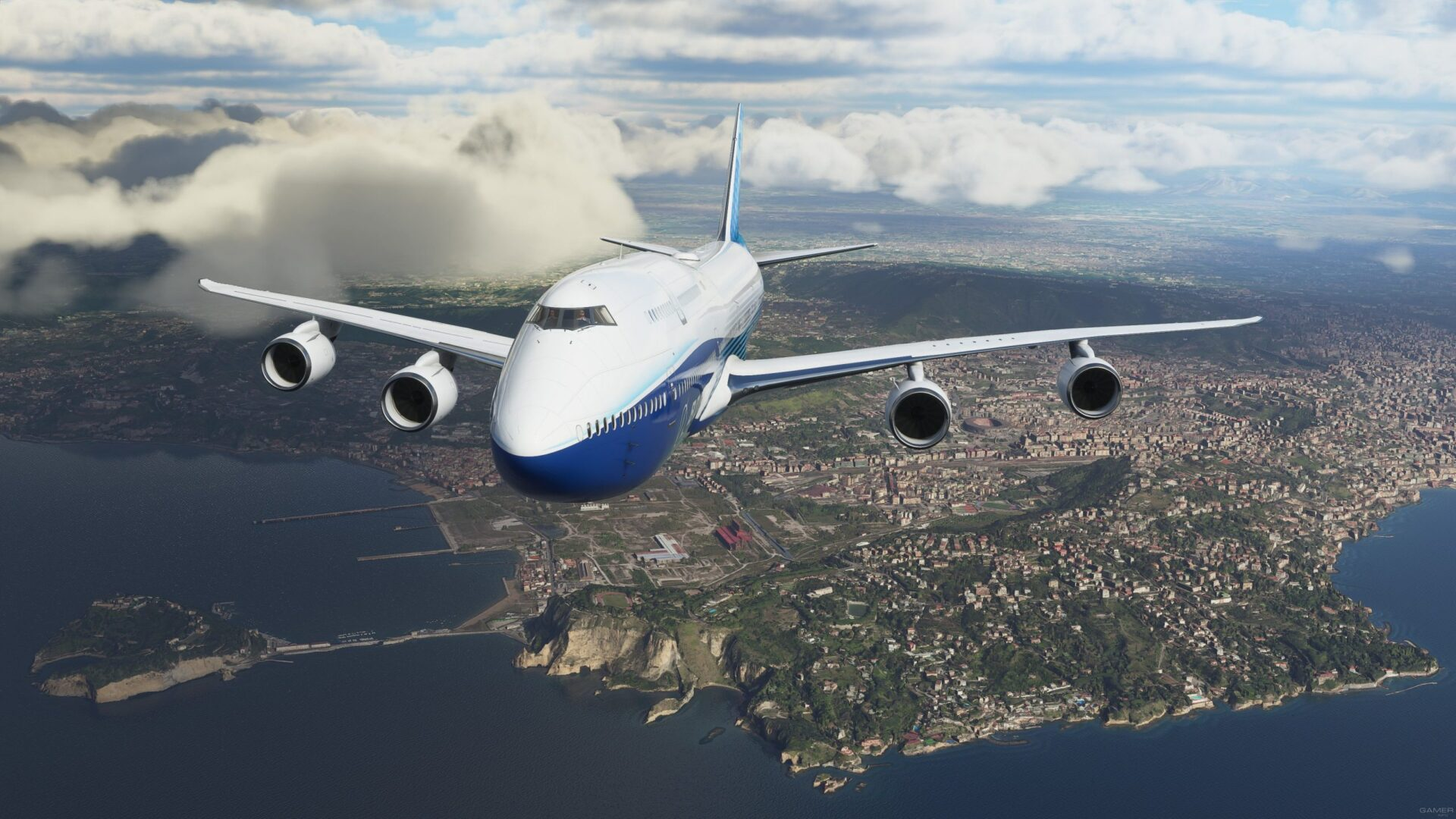Flight Simulator 2020: per giocarci non vi servirà un super PC